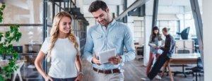 Framgångsfaktorer för den hybrida arbetsplatsen
