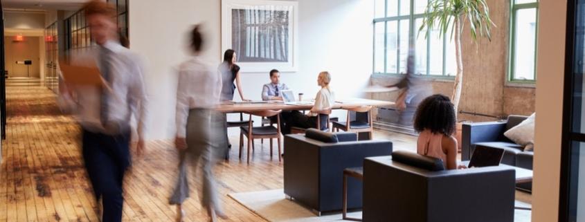 Den hybrida arbetsplatsen